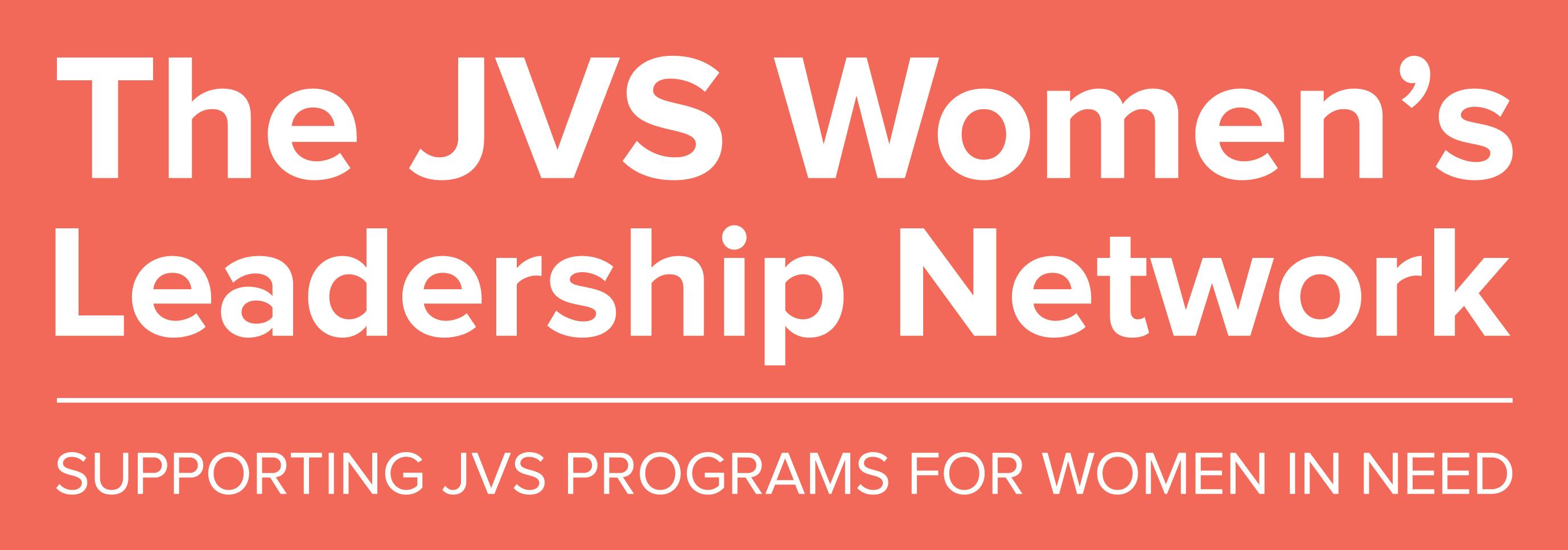 JVS SoCal Women's Leadership Network