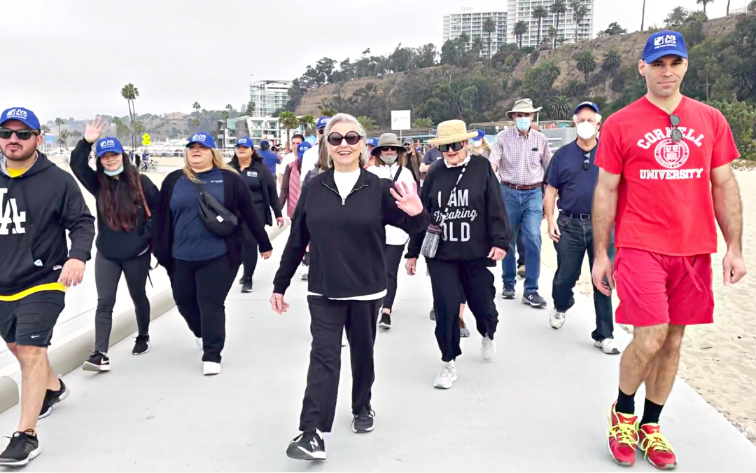 Thank You for Joining our 2021 Walk! Step by Step. The Way Forward. [Video]